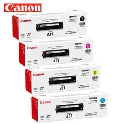 Canon Original 331 Full Set Of Toner Cartridge