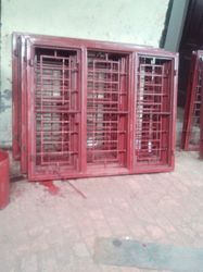 Steel Window With Grills