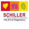 Schiller Cardiovit CS-200 Cardiopulmonary Diagnostic System