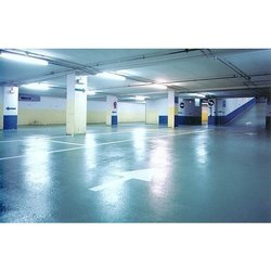 Industrial Floor Coating Services
