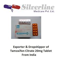 Tamoxifen Citrate 20mg Tablet