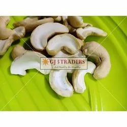 GJ 5 Traders Organic W400 Cashew Nuts, Packaging Size: 10 Kg, Packaging Type: Tin