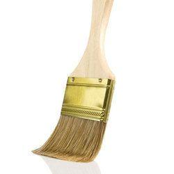 Golden Paint Brushes