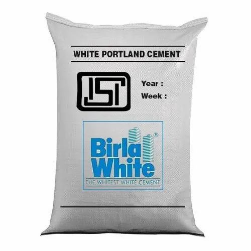 Birla White Wall Putty, Cement Grade: Grade 43, Packaging Size: 50