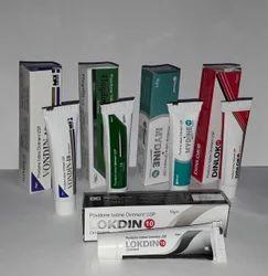 Povidone Iodine Solution 10% W/v