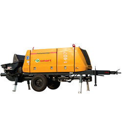 Truck Mounted Concrete Pump At Best Price In India