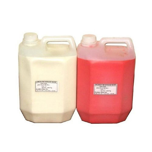 Golden Dew Orange Beverage Base, Liquid, Packaging Type: Can