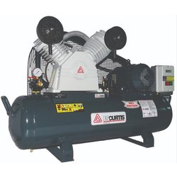 Oil Free Air Cooled Piston Air Compressor