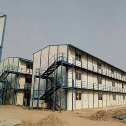 UPVC Commercial Building