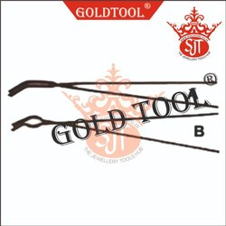 Gold Tool Crucible Tongs