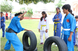 Woman Self Defense Training Course