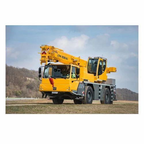 Liebherr LTM 1030-2 1 35 t Mobile & Crawler Crane - Liebherr India
