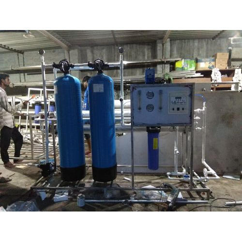Automatic Stainless Steel 500 LPH RO Plant