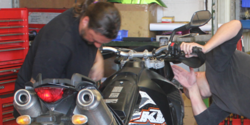 Bike Inspection Services