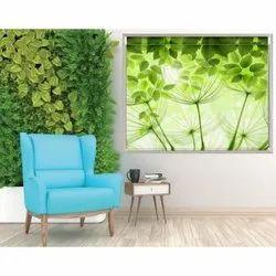 PVC Printed Decorative Window Blind
