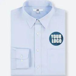 Cotton Custom Corporate Shirt, Size: S