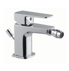 Jaquar Faucet Single Lever 1-Hole Bidet Mixer with Popup Waste System
