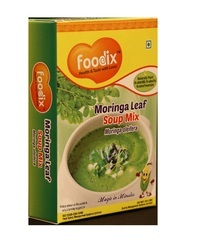 Foodix Moringa Oleifera Soup Mix (Moringa Leaf ), Pack Size: 100g, Packaging Type: Box