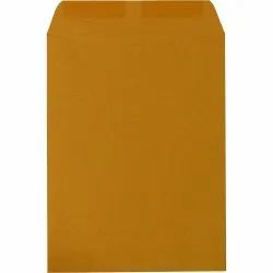 Brown Paper Envelope, Size: 14.10 Inch