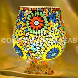 Decorative Mosaic Table Lamp