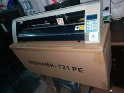 Rishabh Vinyl Heat Transfer Cutting Machine