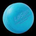 Skyblue Cricket Rubber Ball