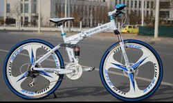 Mac Wheel Foldable Bicycle