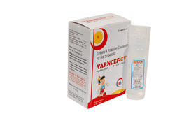 Cefixime 50mg Clavulanic Acid 31.25mg Dry Syrup