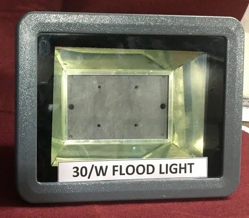 LED 30/W Flood Light Housing, Input Voltage: 30w, For Outdoor Light