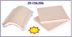 Suturing Skin Pad With Stand ZX-CS6206