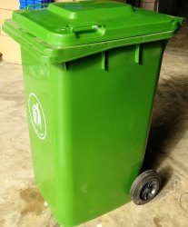 2 Wheeled Garbage Dustbins