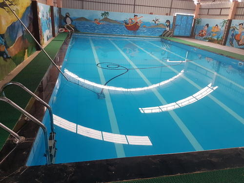 Frp Fiber Glass Swimming Pools, for Hotels/Resorts