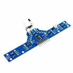 Digital Line Sensor Module