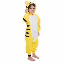Tiger Medium And Large Kids Animal Costume, 5-7 Years