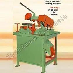 Rod Cutting Machine - Rod Cutting Machinery Latest Price