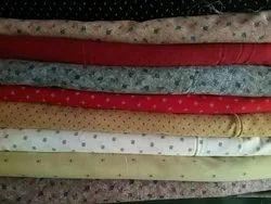 Satin Print Shirt Cloth