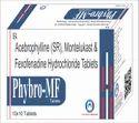 Acebrophylline 200mg Montelukast Sod. 10 Mg Fexofenadine 120mg