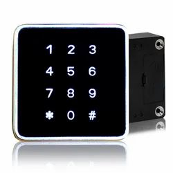 Cabinets Digital PIN Cabinet Lock, Black