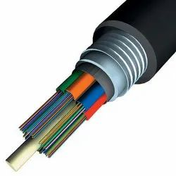 6 Fiber OFC Armoured Cable