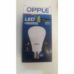 12 W Ceramic Opple LED Bulb