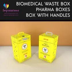 Biomedical Waste Bin Boxes
