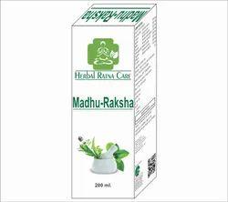Madhu Raksha Diabetes Syrup