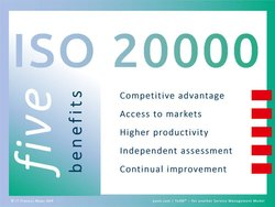 ISO 20000 Certification Service