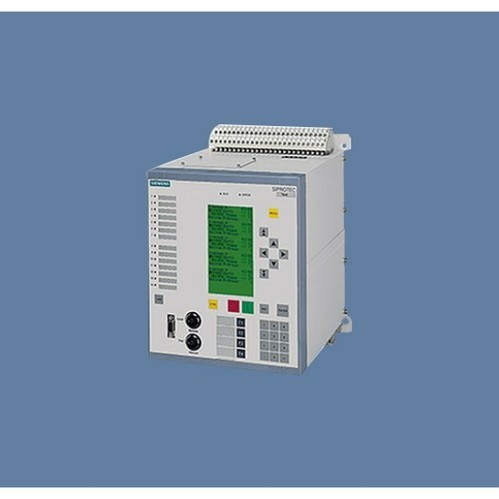 SIEMENS Siprotec Protection Relay - 7SJ66 Feeder And
