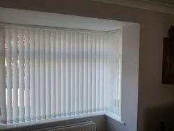 PVC Printed Vertical Window Blinds