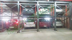 Puzzle Type Multi-Level Car Parking System