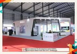Exhibition Stall Design & Fabrication, for Trade Fair, Pan India