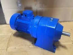 Helical Foot Mounted Gear Motor  for Industrial