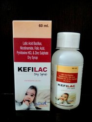 Lactic Bacillus,Nicotinamide,Folic Acid,Pyridoxine HCL,Zinc Sulphate Dry Syrup