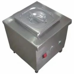 Stainless Steel SS Chocolate Warmer, For Hotel/Restaurant, Capacity: 10 Litre
